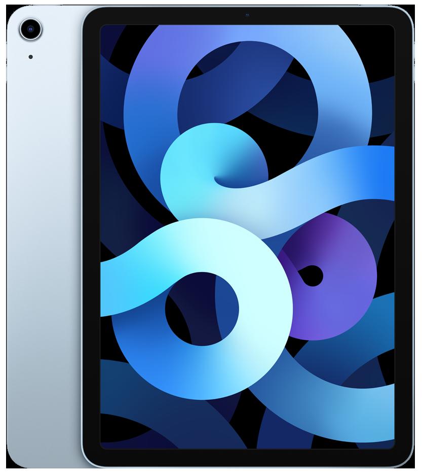 iPad Air (10.9-inch) (4th generation) - 256 GB - (Wi-Fi) - Hemelsblauw (Nieuw)