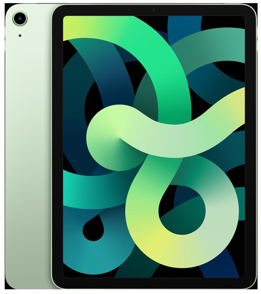 iPad Air (10.9-inch) (4th generation) - 64 GB - (Wi-Fi) - Groen (Nieuw)