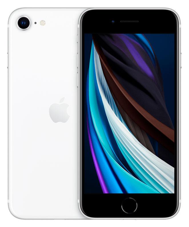 iPhone SE (2020) - 128 GB - Wit (★★★★★)