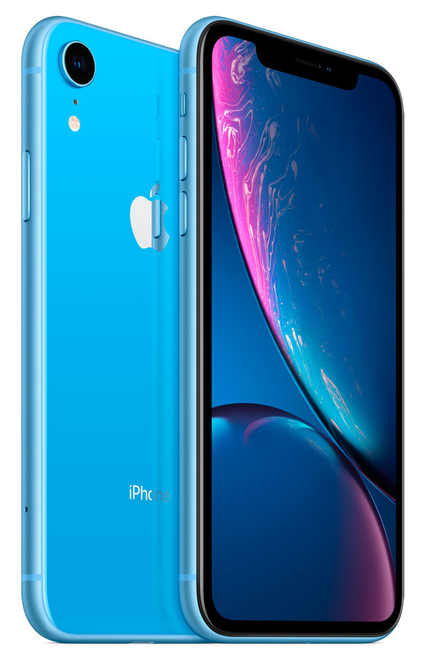 iPhone XR - 64 GB - Blauw (★★★★★)