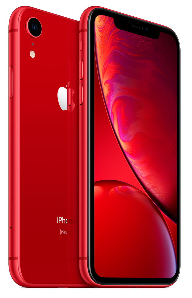 iPhone XR - 128 GB - (PRODUCT) Red (★★★★★)