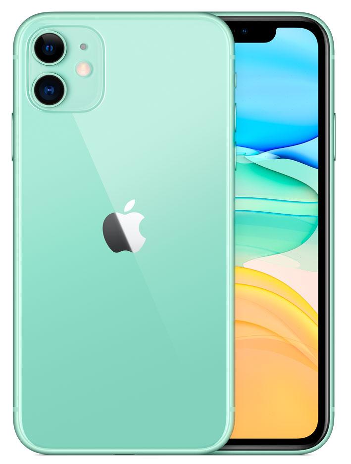 iPhone 11 - 128 GB - Groen (★★★★★)