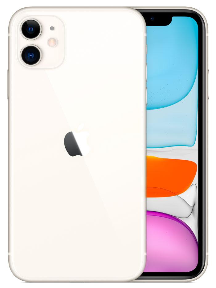 iPhone 11 - 64 GB - Wit (★★★★★)
