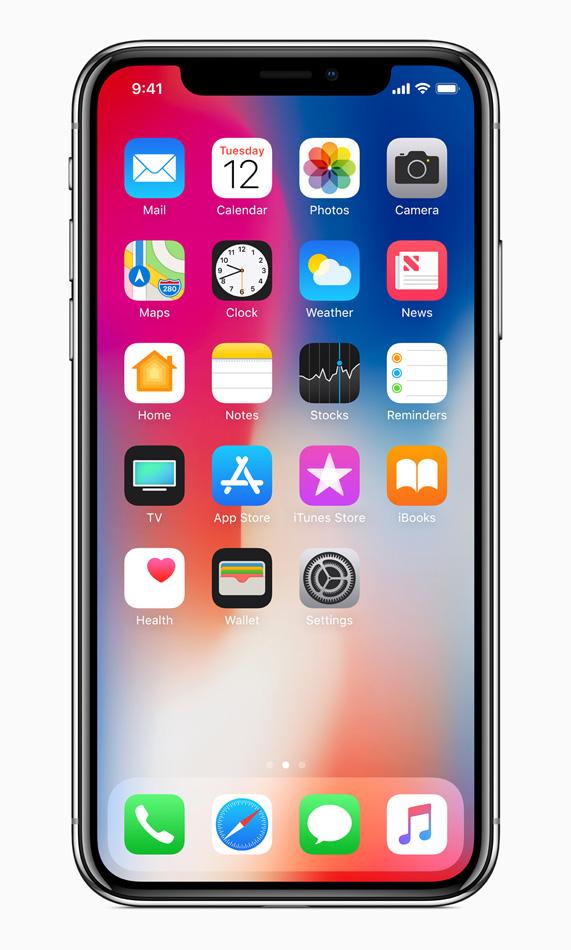 iPhone X - 64 GB - Spacegrijs (★★★★★)