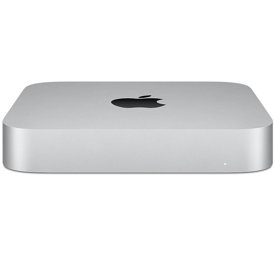 Mac mini - Apple M1‑chip met 8‑core CPU en 8‑core GPU - 8 GB RAM - 512 GB opslag (Nieuw)