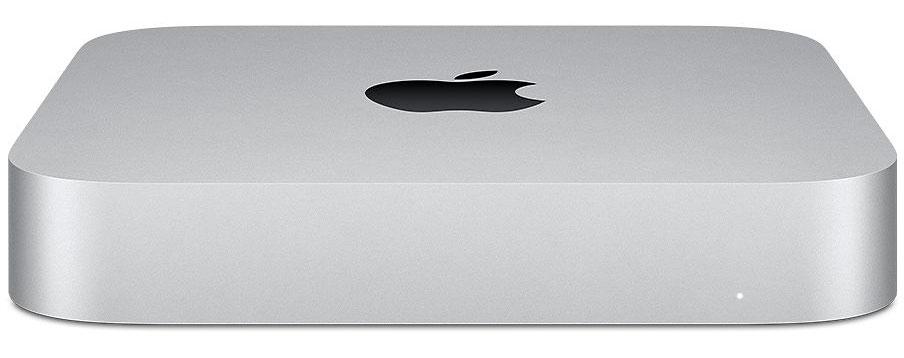 Mac mini - Apple M1‑chip met 8‑core CPU en 8‑core GPU - 8 GB RAM - 256 GB opslag (Nieuw)