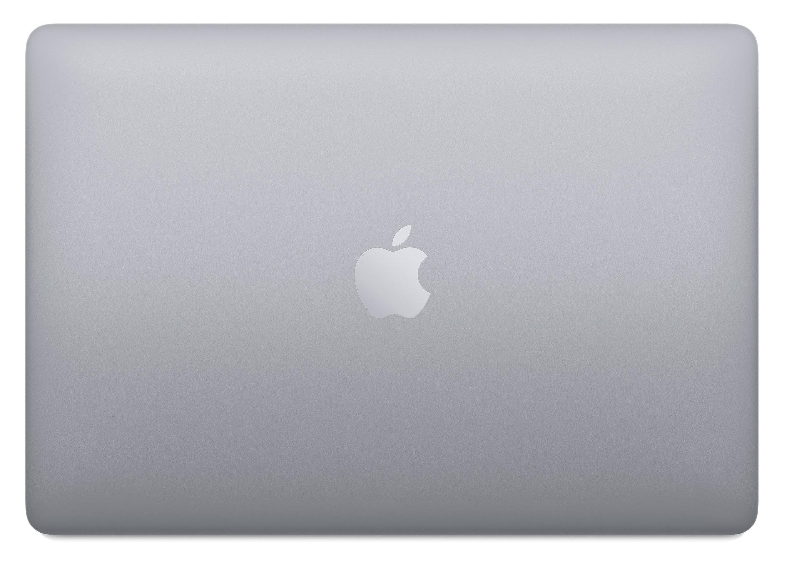 13‑inch MacBook Pro (2020) - Spacegrijs - Intel 2,0‑GHz quad‑coreprocessor - 16 GB RAM - 512 GB SSD - Vier (USB‑C) Thu...