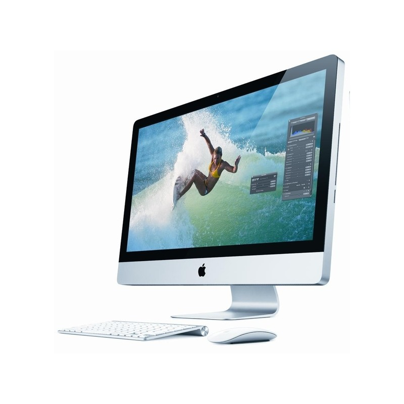 Complete SSD upgrade op locatie iMac (27-inch, Late 2009)