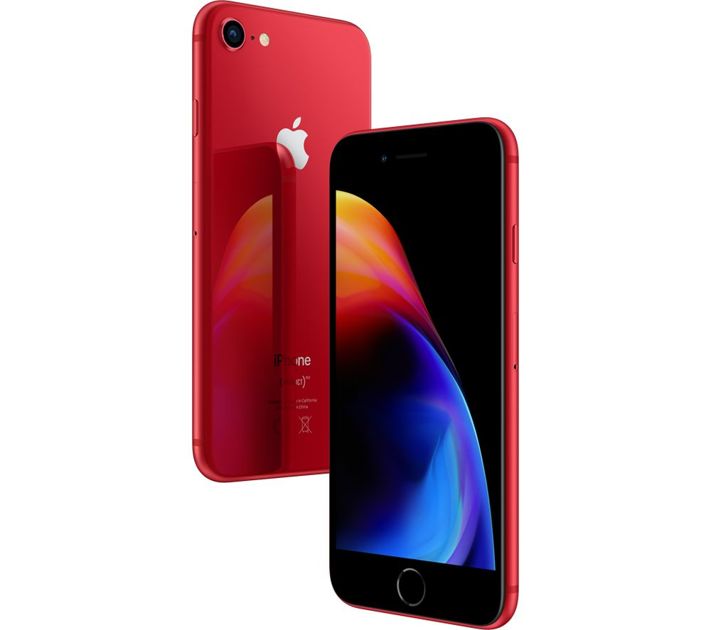 iPhone 8 - 64 GB - (PRODUCT) Red (★★★★★)